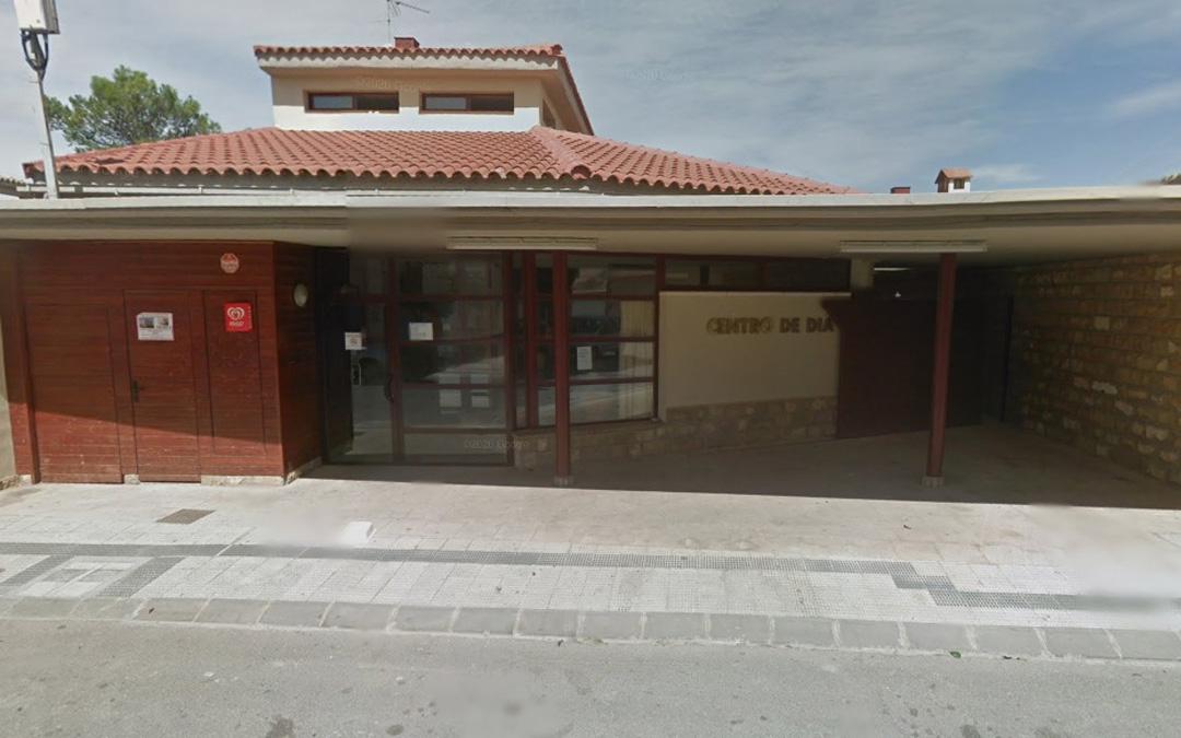 La residencia centro de día de Vinaceite. / Google Street