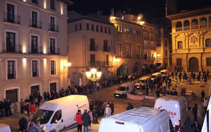 El Ayuntamiento de Alcañiz llevará las reivindicaciones de hostelería y comercio a la DGA