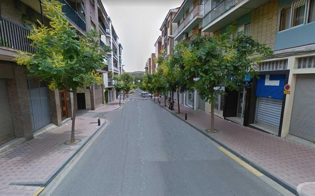 Calle Belmonte San José de Alcañiz
