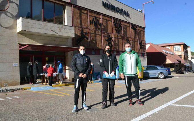 250 kilos menos de basura en Alcorisa gracias al Plogging