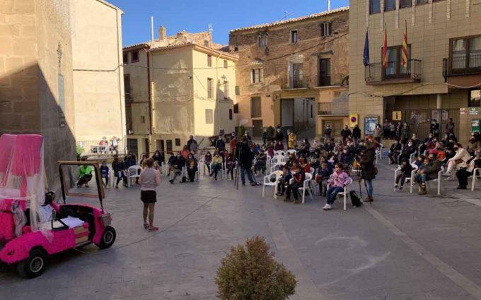 Los más pequeños, protagonistas del ciclo 'Cultubral' en su parada en Andorra