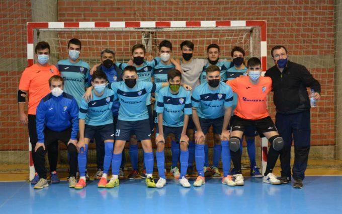 El Boca Híjar se estrena con una victoria en la Juvenil de Honor ante el Patatas Gómez Sala