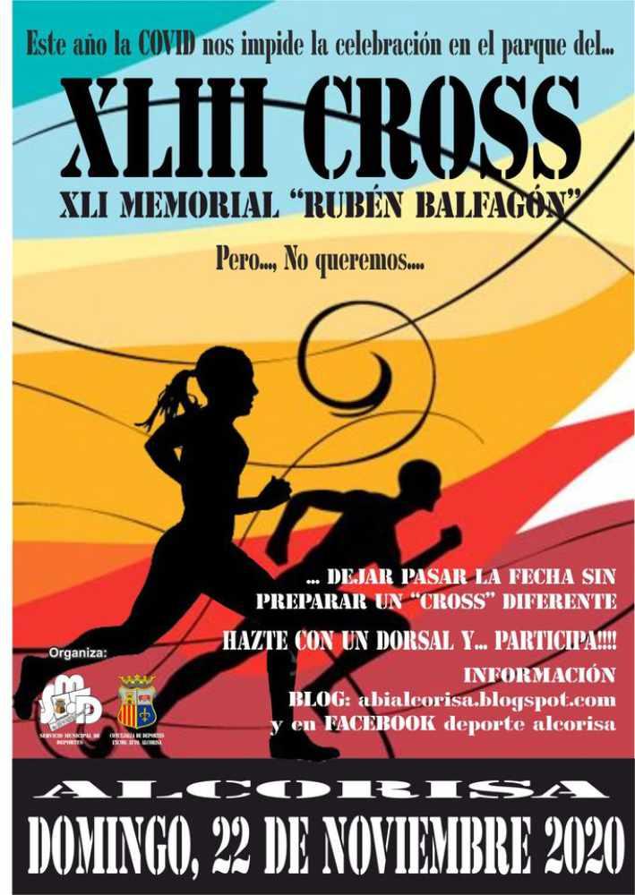 XLIII Cros de Alcorisa XLI Memorial «Rubén Balfagón»