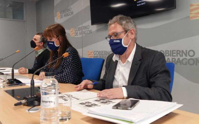 El Gobierno de Aragón levantará el cierre perimetral de las tres capitales la próxima semana