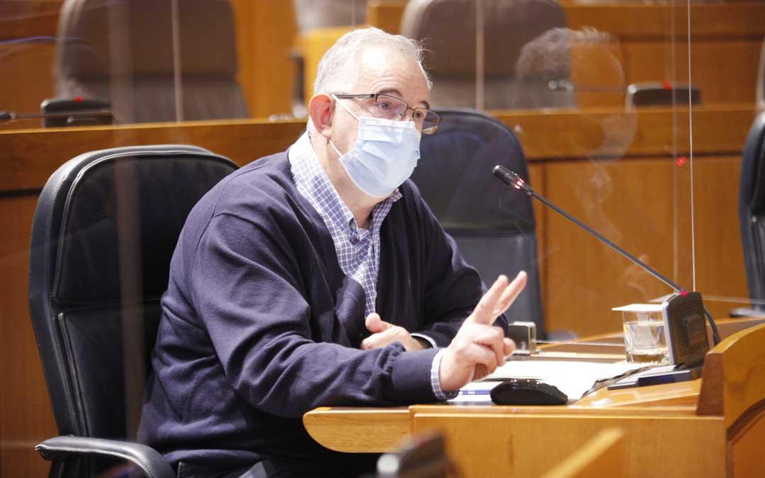 Enrique Novales es el director general de calidad y seguridad alimentaria.