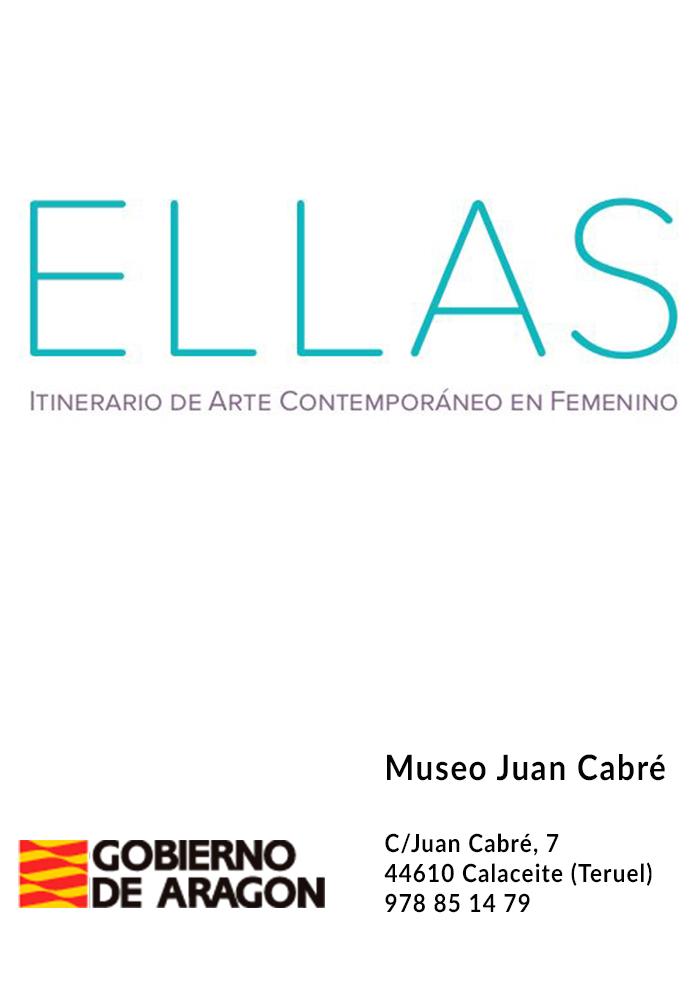 ELLAS. Itinerario de arte contemporáneo en femenino