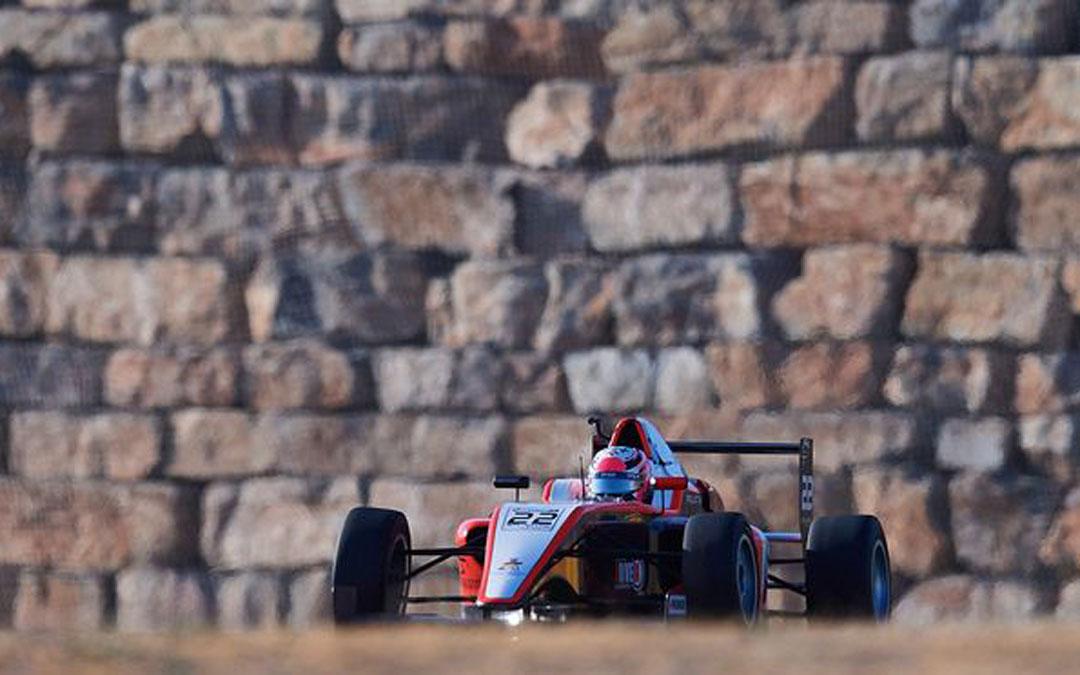 Los monoplazas de la F4 volverán a rodar por Motorland Aragón