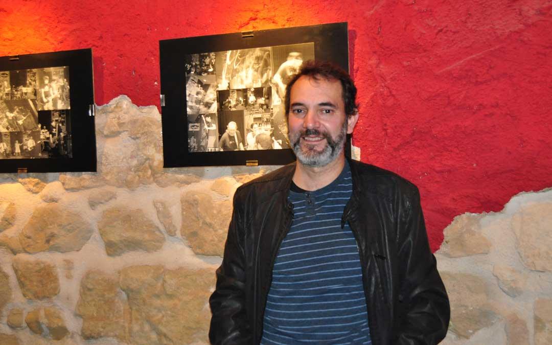 El cretense regenta la Asociación Cultural y Gastronómica La Barraca 2.0.