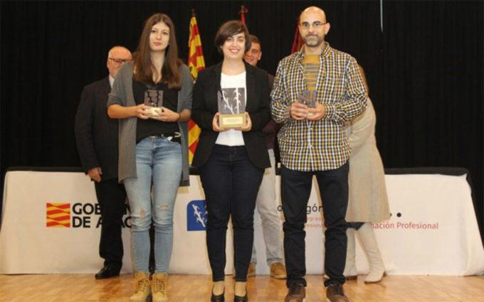 Los mejores proyectos de alumnos de FP se medirán en el concurso Antonio J. Diestre en Alcañiz