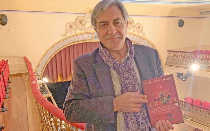 «Esta novela desmonta la falsa Corona catalanoaragonesa»