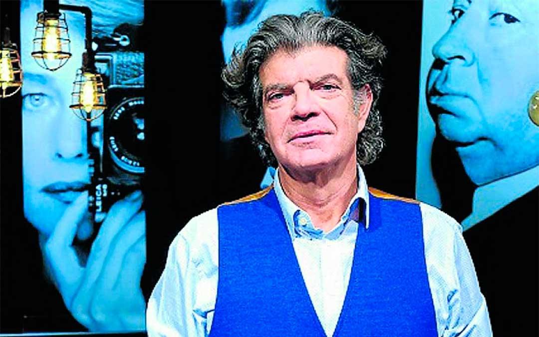 El escritor Juan Bolea./ Heraldo