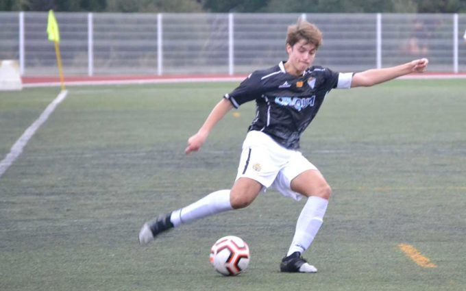 El Alcañiz de Liga Nacional Juvenil suma un punto en Borja