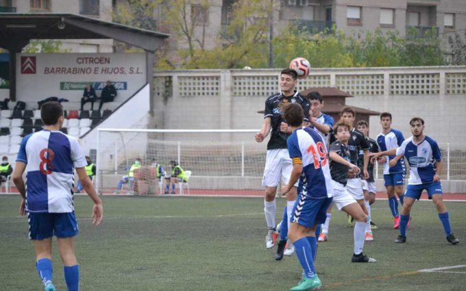 En el regreso a la Liga Nacional Juvenil el Alcañiz cae derrotado por 1 a 2 ante el Ebro