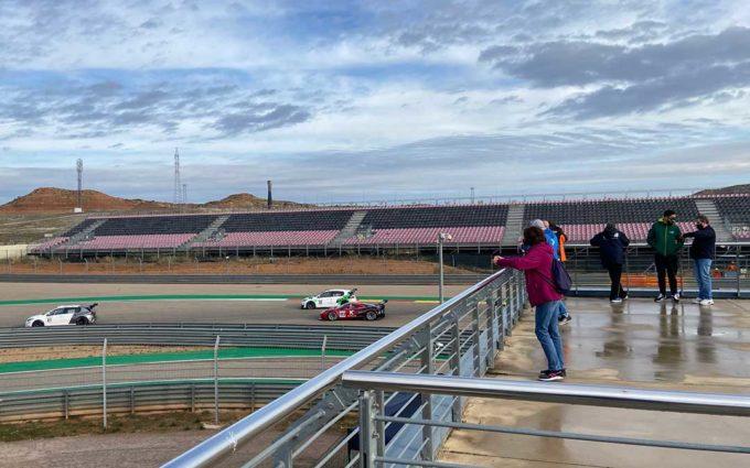 El Campeonato de España de Resistencia-GT y el Trofeo Aniversario bajan el telón en Motorland
