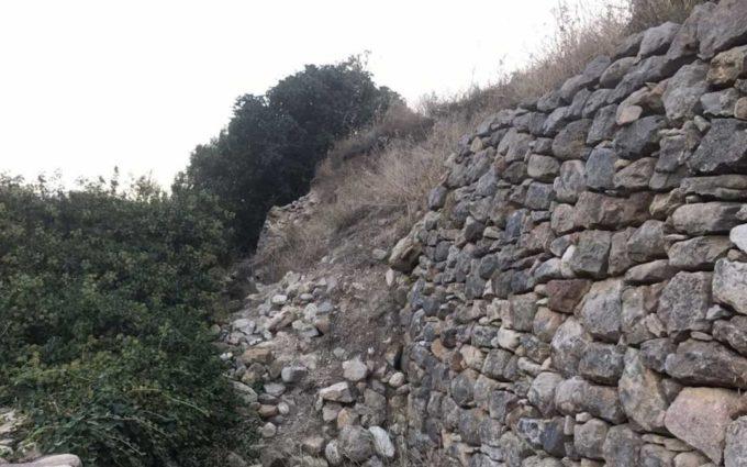 Mirambel tendrá 250.000 euros para restaurar la muralla en 2021 y 2022