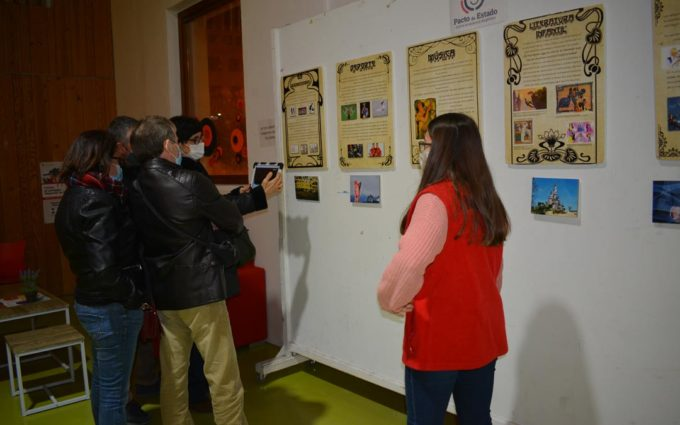 El Centro Joven de Alcañiz acoge una experiencia de realidad virtual para concienciar sobre la violencia de género