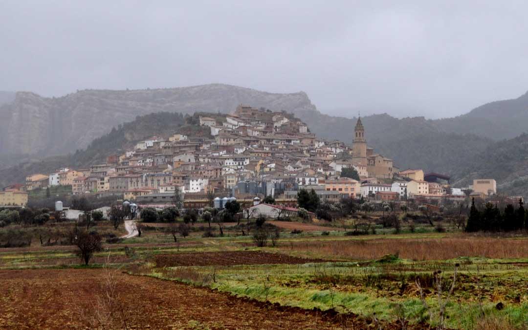 Imagen de Peñarroya de Tastavins.