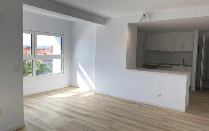 Las seis viviendas de alquiler social de DGA en Alcañiz se ocuparán en enero