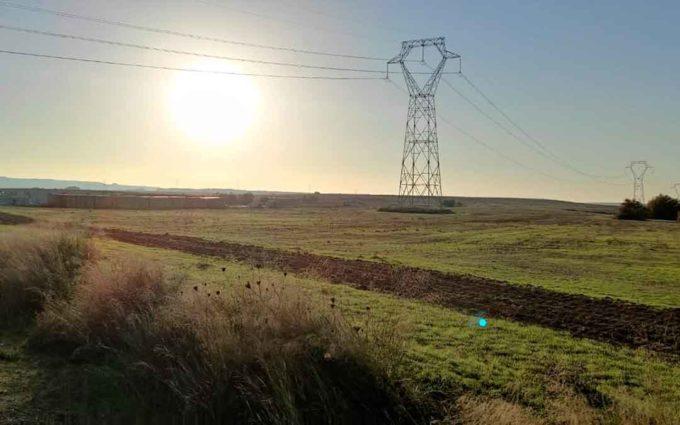 Comienzan las obras de la quinta planta solar de Chiprana
