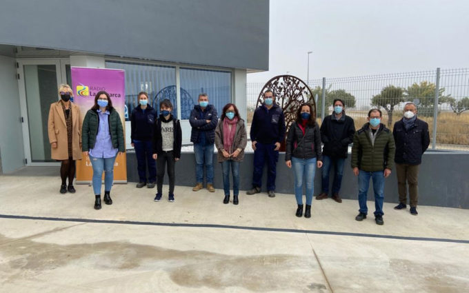Venta del Barro emplea en 20 empresas a más de 600 personas procedentes de todo el Bajo Aragón y Zaragoza