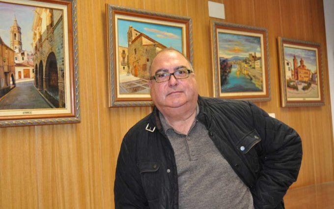 Rafael González, retratista y pintor profesional