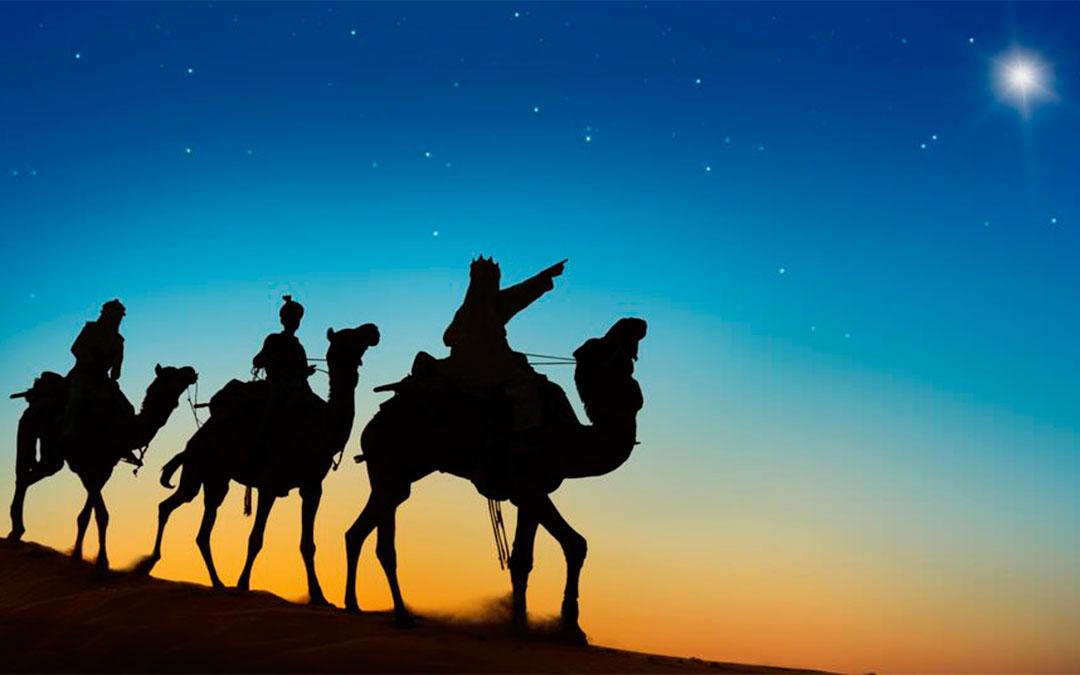 Reyes Magos.