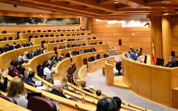 El Senado aprueba una declaración institucional por la sanidad en el medio rural