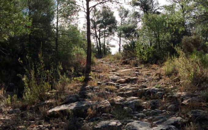 Torre del Compte y Cretas, más unidas que nunca tras la puesta en valor de los accesos al PR-169
