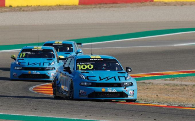 La Copa del Mundo de Turismos volverá a Motorland Aragón en 2021 del 9 al 11 de julio