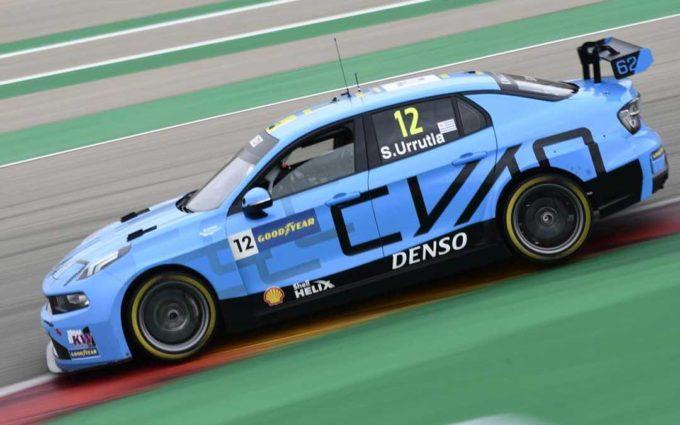 Santiago Urrutia domina durante toda la jornada y se lleva la pole en Motorland Aragón