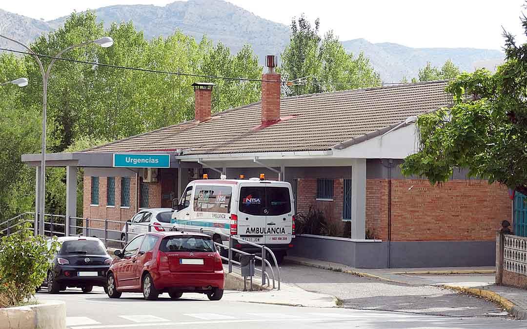 Centro de salud de Utrillas./ Ayto. de Utrillas