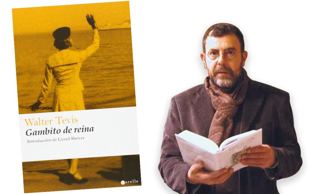 Gambito de reina Reseña por Miguel Ibañez