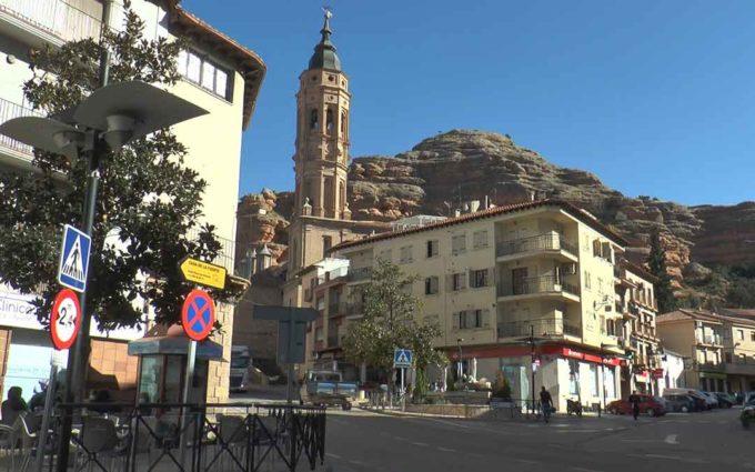 Alcorisa instala una red wifi pública gratuita en varios puntos del municipio