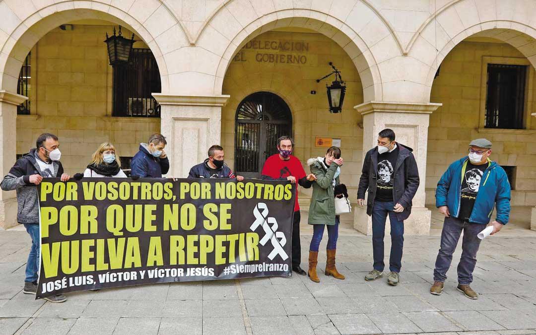 Los Amigos de Iranzo este lunes en Teruel / Javier Escriche