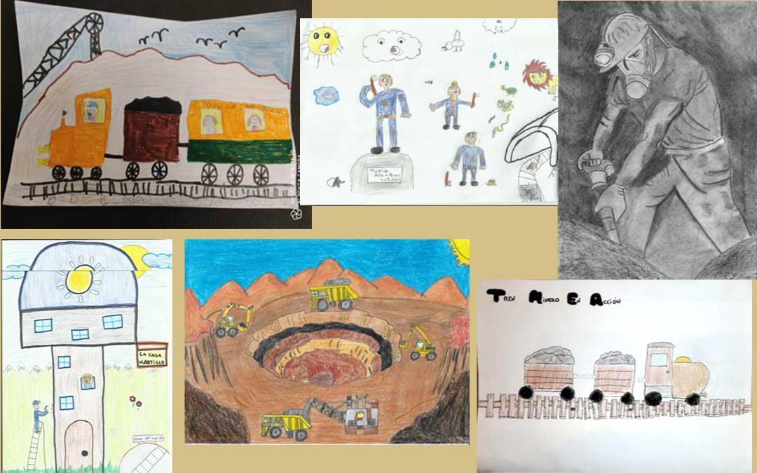Dibujos ganadores de todas las categorías / MWINAS ANDORRA