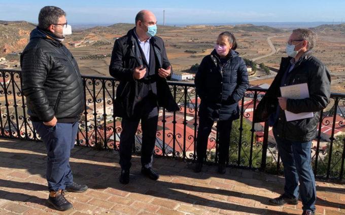 El PP llama a todos los partidos a incrementar las partidas económicas en Andorra y el Bajo Aragón