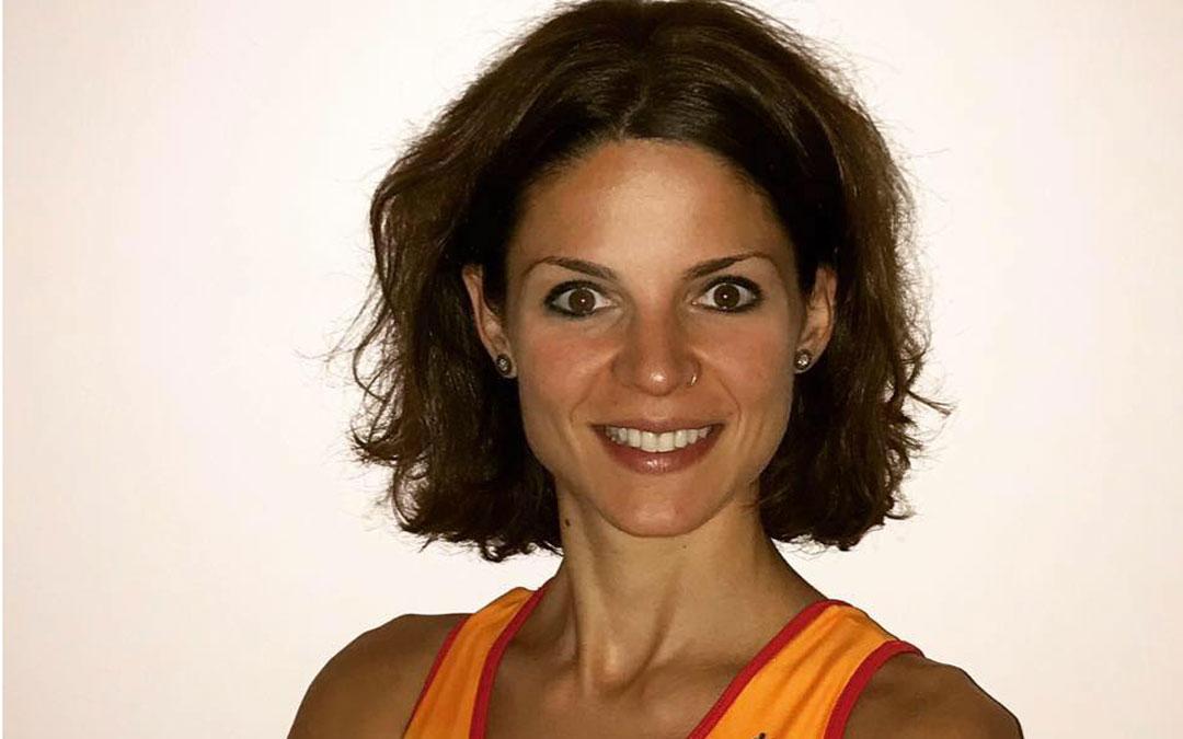 La atleta albalatina del Cárnicas Serrano Alicia Pérez. Foto: Facebook Alicia Pérez