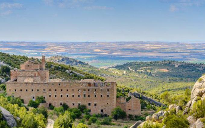 Calanda aprueba en pleno una partida en los presupuestos para la compra del convento del Desierto