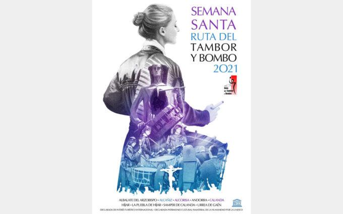 La Ruta del Tambor y Bombo ya tiene cartel para la Semana Santa de 2021