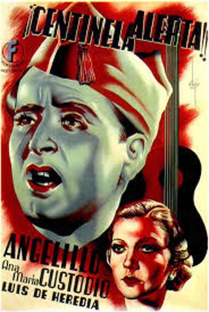Presentación de la restauración de la película ¡Centinela, alerta!