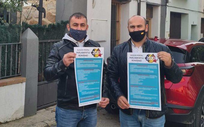 Elecciones legislativas rumanas en el Bajo Aragón