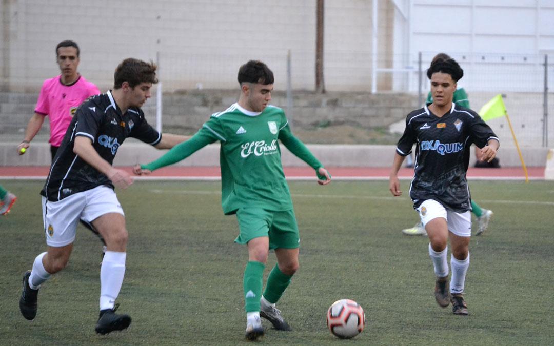 Alcañiz y Stadium Casablanca firman tablas en Santa María