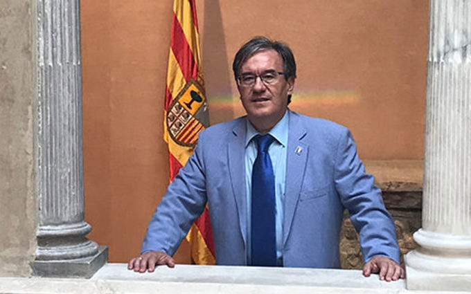 Entrevista al Justicia de Aragón, Ángel Dolado