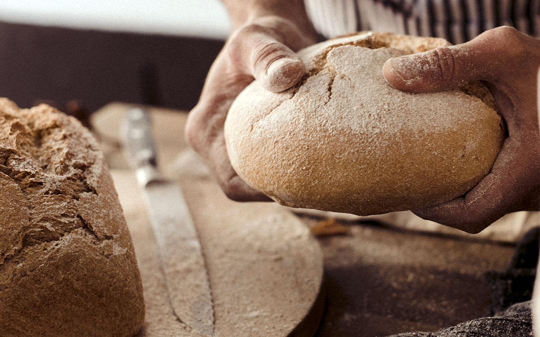 Aragón produce numerosos alimentos ecológicos, entre ellos el pan./ Aragón Ecológico