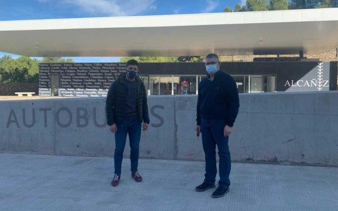 El PP denuncia que Alcañiz se queda sin línea de bus diaria a Teruel