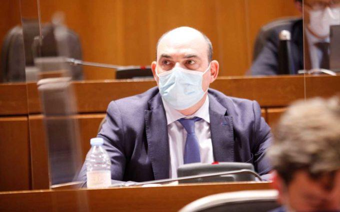 El PP de Aragón pide la ampliación de aforos en hostelería al 50% y horarios menos exigentes