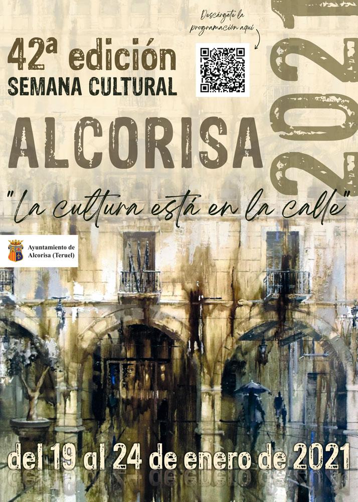 Semana Cultural Alcorisa 2021