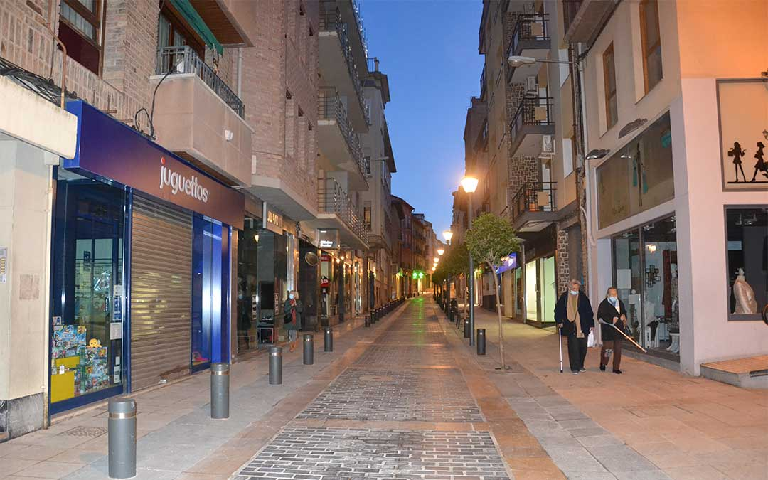 Imagen de archivo: Calle Blasco de Alcañiz./ Laura Castel