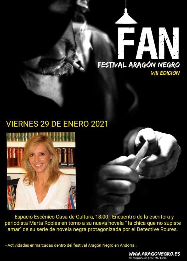VIII Festival Aragón Negro (FAN)