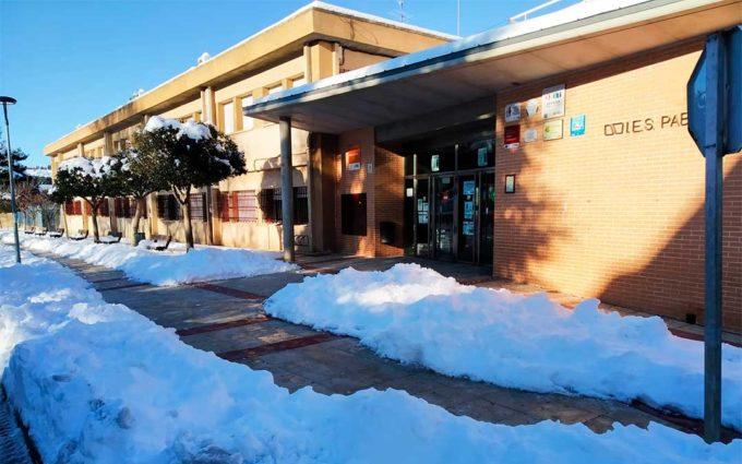 Los institutos de Andorra y Alcorisa han suspendido este miércoles las clases presenciales